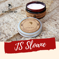 JS SLOANE - Shaving cream