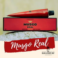 MUSGO REAL - Spiced Citrus - Crema da barba in tubo