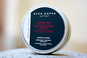 ACCA KAPPA Barber Shop Collection Shaving Soap