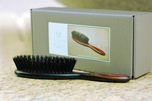 ACCA KAPPA  - Ebony wood Beard Brush