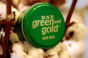 DAX - Green and Gold  - Hair Wax