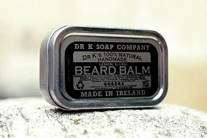 DR K - Beard Balm - Lemon