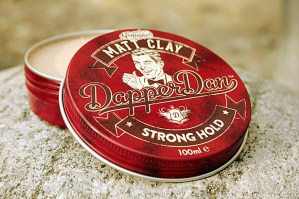 DAPPER DAN – MATT CLAY STRONG HOLD