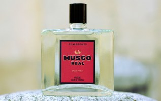 MUSGO REAL - Spiced Citrus - Eau de Cologne
