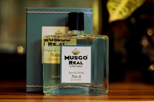 MUSGO REAL - Lavander Eau de Cologne Limited Edition