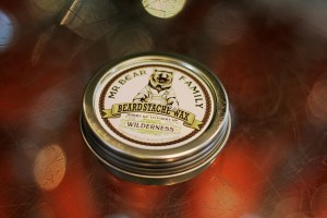 MR BEAR FAMILY - Beardstache Wax - Wildernes