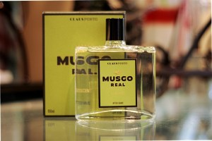 MUSGO REAL - After Shave Classic Scent