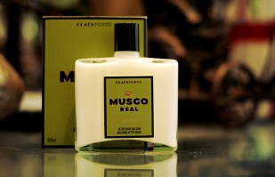 MUSGO REAL - After Shave Balsam Classic Scent