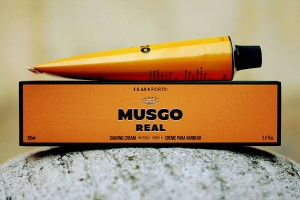 MUSGO REAL - Orange Amber Crema da barba in tubo