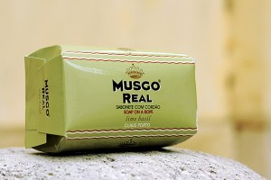 MUSGO REAL - On a Rope Lime Basil