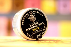 THE BEARD – BARBER SCULPTING WAX EDGE