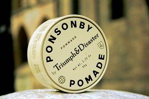 TRIUMPH&DISASTER - Ponsonby Pomade