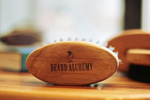 BEARD ALCHEMY - Galileo - Beard Brush