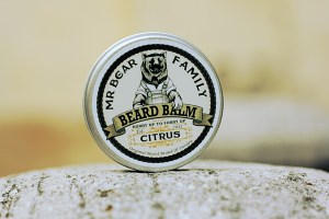 MR BEAR FAMILY - Beard Balm - Citrus