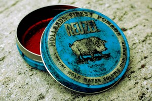 REUZEL - Blue Pomade Strong Hold