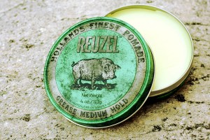 REUZEL - Green Grease