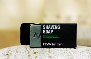 ZEW Shaving soap